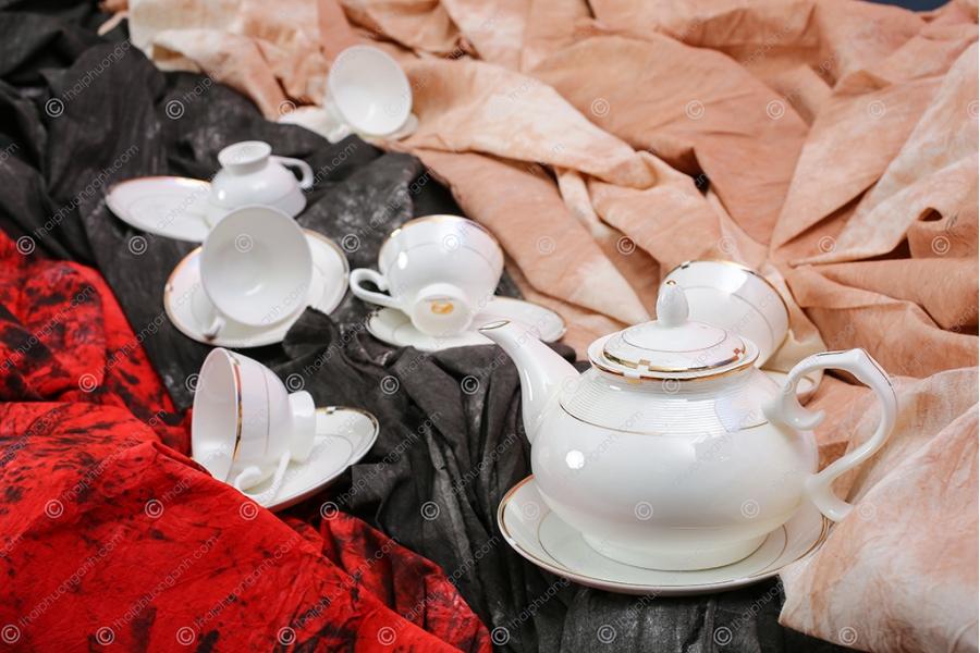 Bộ tách trà Sứ Xương 14 món 1405907